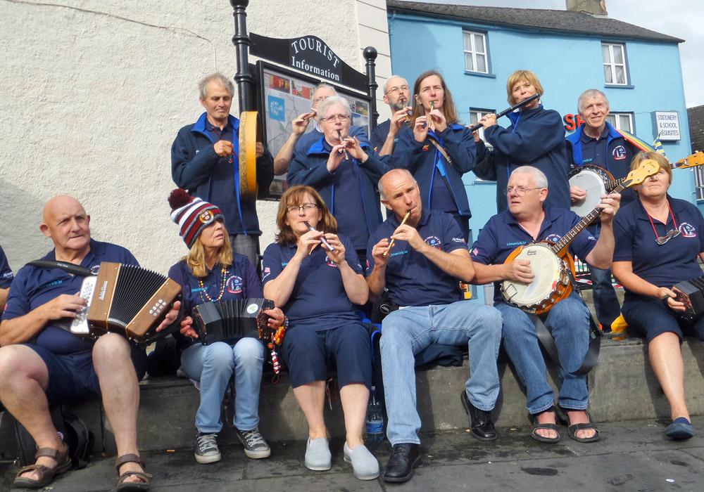 All-British Irish Music Festival - Kirkby Lonsdale June 2019