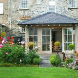 Darcy House, Kirkby Lonsdale - garden