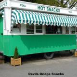 Devil's Bridge Snacks, Kirkby Lonsdale