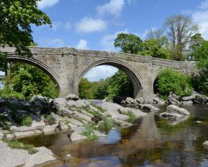 Devils Bridge, Kirkby Lonsdale © SJR Photography