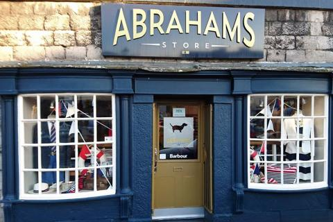 Abrahams Store, Kirkby Lonsdale