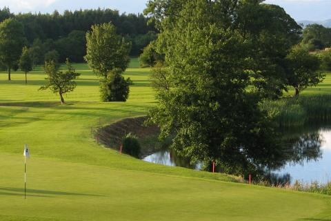 Kirkby Lonsdale Golf Club - the course