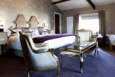 The Royal Suite at The Royal Hotel Kirkby Lonsdale