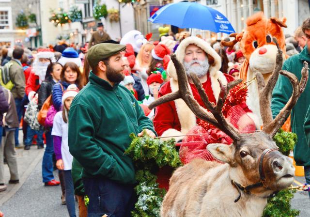 Kirkby Lonsdale Christmas Fair