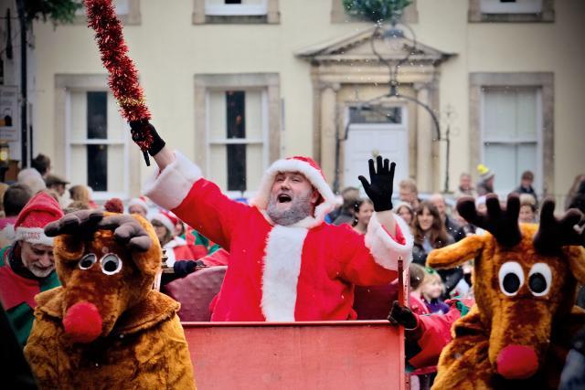 Kirkby Lonsdale Christmas Fair 2018