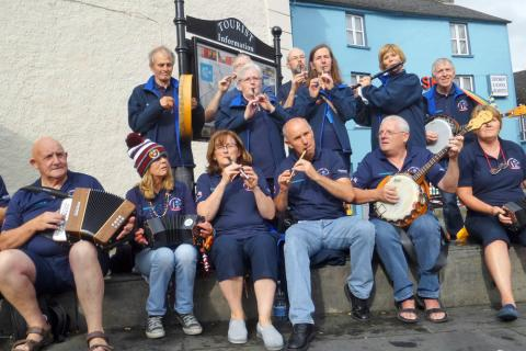 All-British Irish Music Festival - Kirkby Lonsdale June 2019